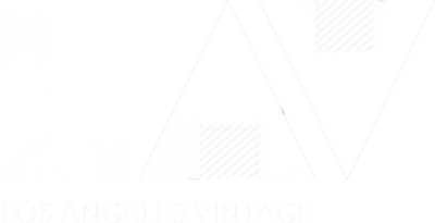 Logo - LA Vintage clothing warehouse in Los Angeles
