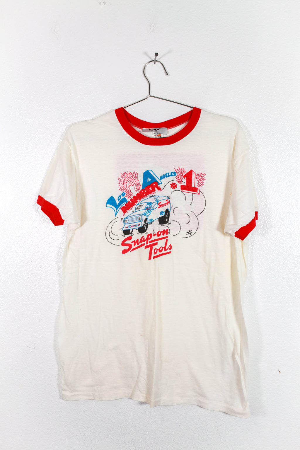 Vintage LA Snap On Tools Tee