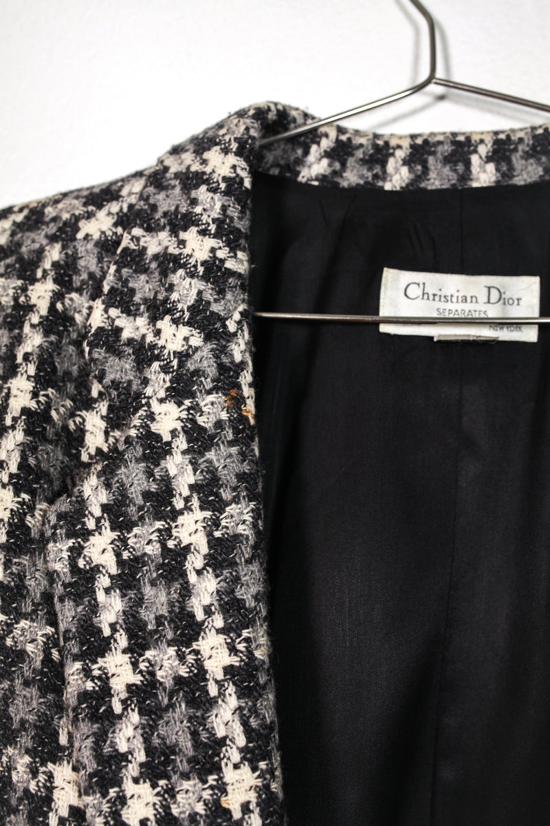 Christian Dior Woven Coat