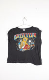 Vintage Led Zeppelin On Tour Tank