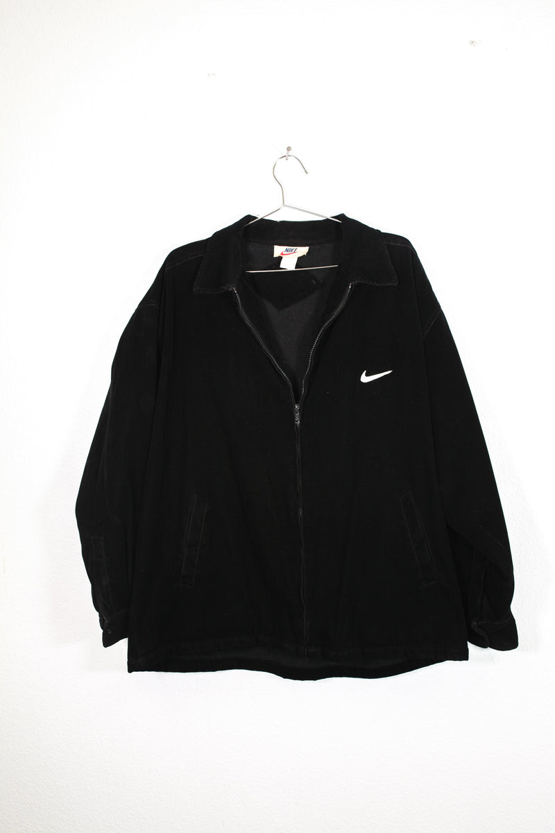 Vintage Nike Black Zip Up