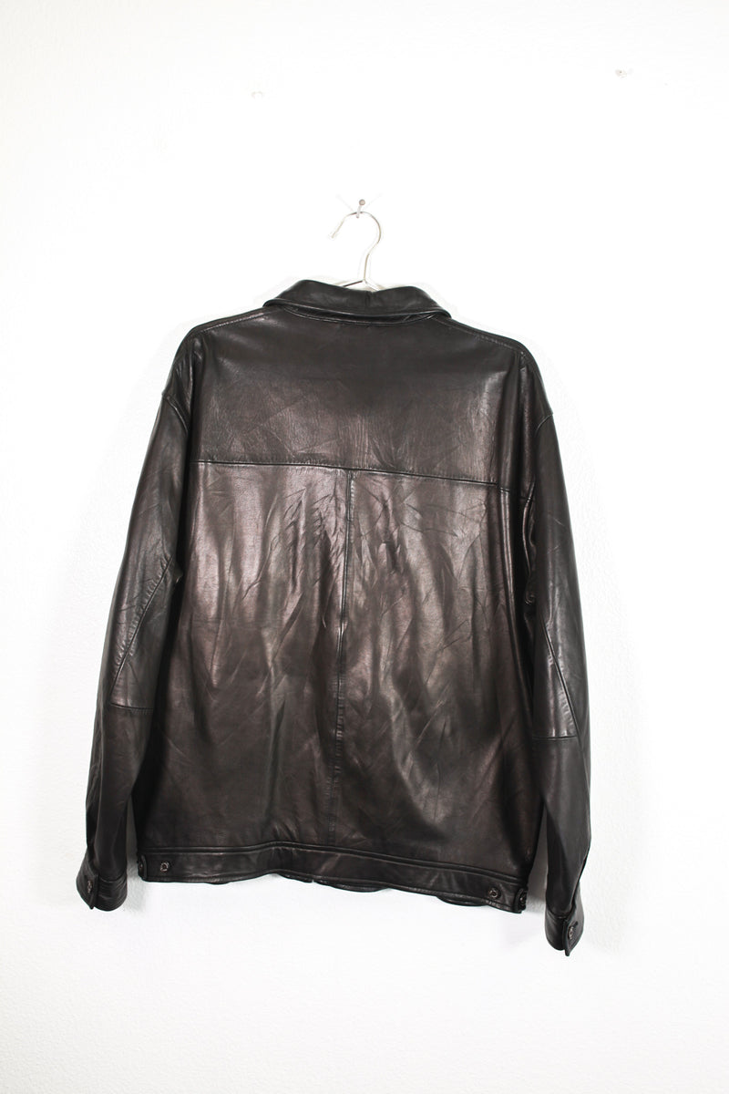 Vintage Ralph Lauren Leather Jacket