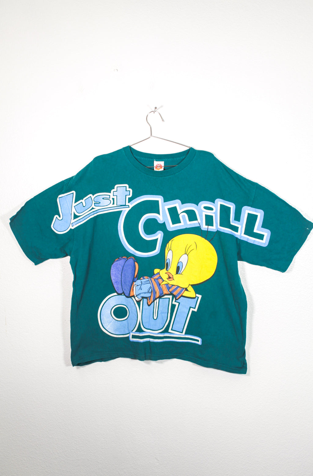 Vintage Chill Out Tweetie Tee