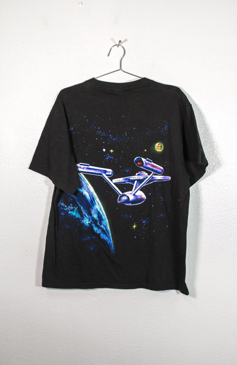 Vintage 25th Anniversary Star Trek Tee