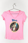 "Vintage Elvis ""King Of Rock N Roll"" Tee"