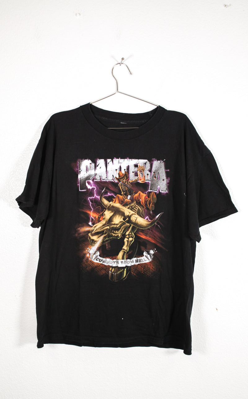 "Vintage ""Cowboys From Hell"" Pantera Tee"