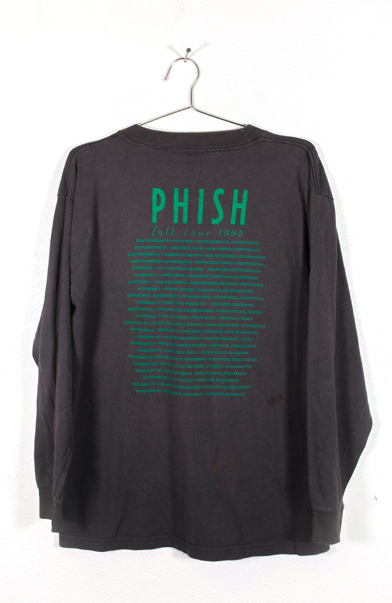 Vintage Phish 95' Tour Tee