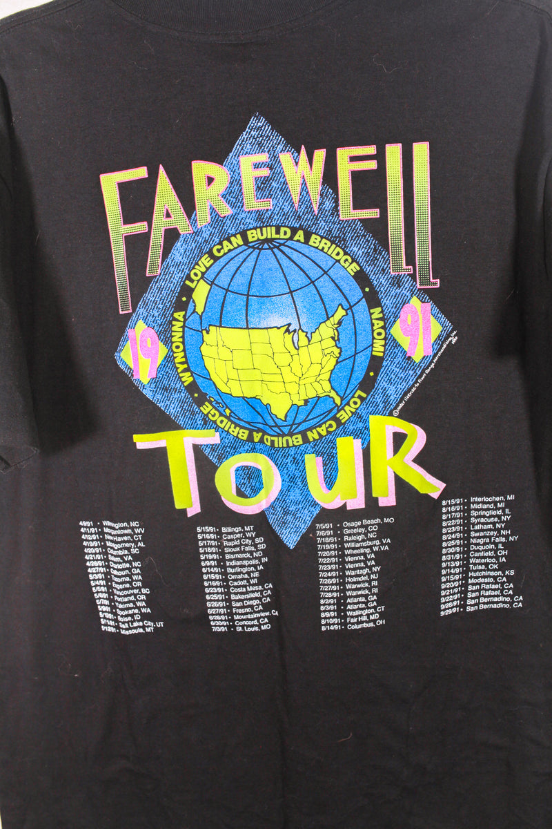 Vintage 91' The Judds Fairwell Tour