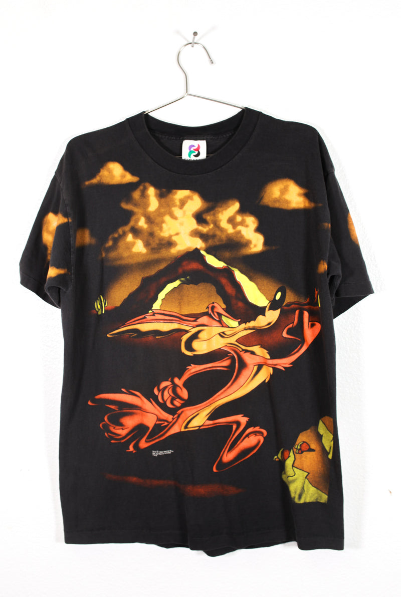 Vintage Wile E Coyote & Road Runner Tee