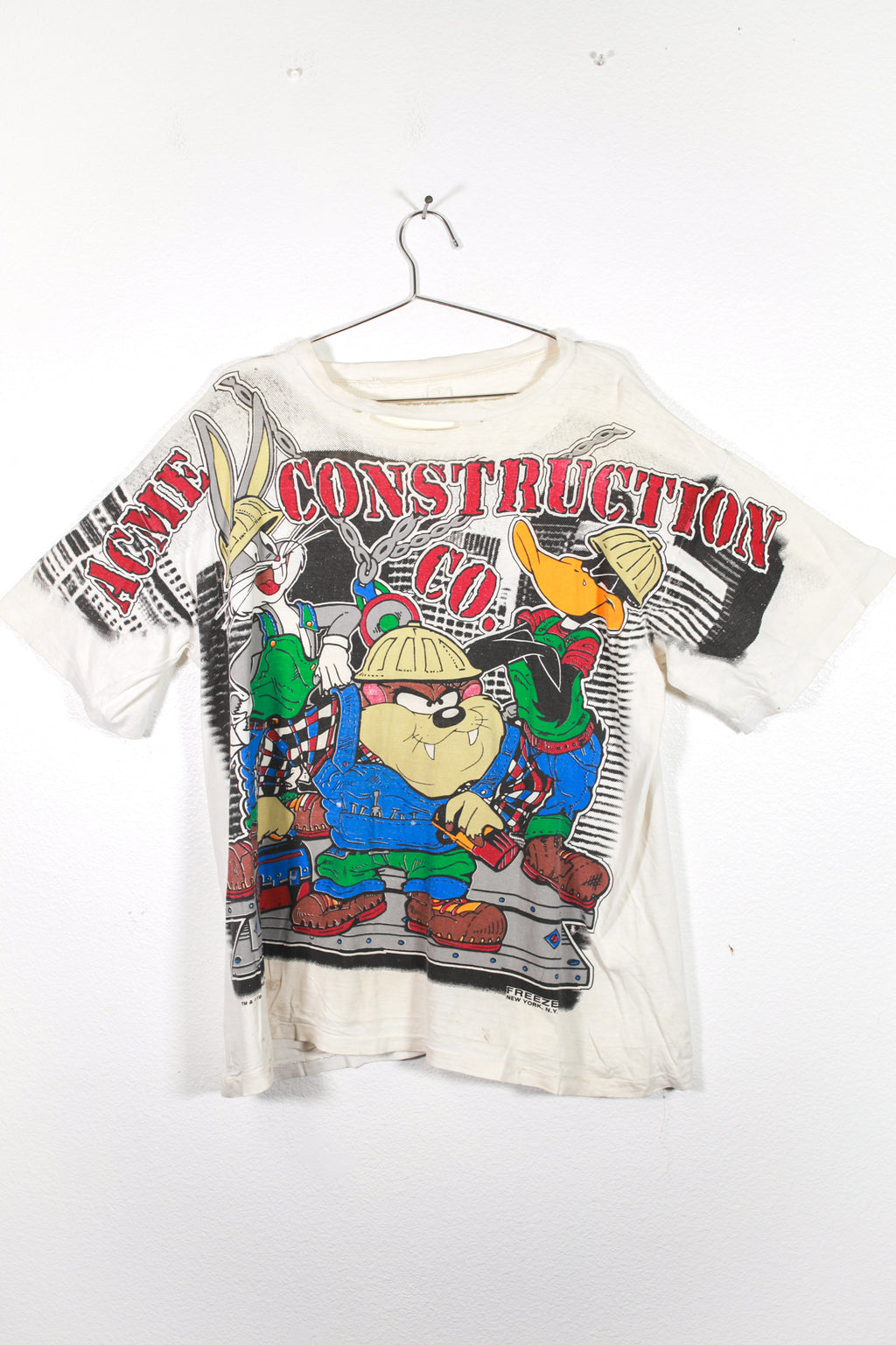 Vintage ACME Constuction Tee