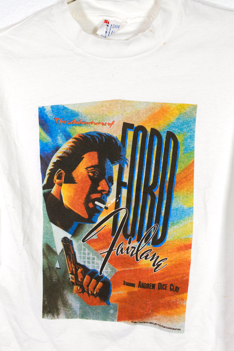 The Adventures Of Ford Fairlane Tee