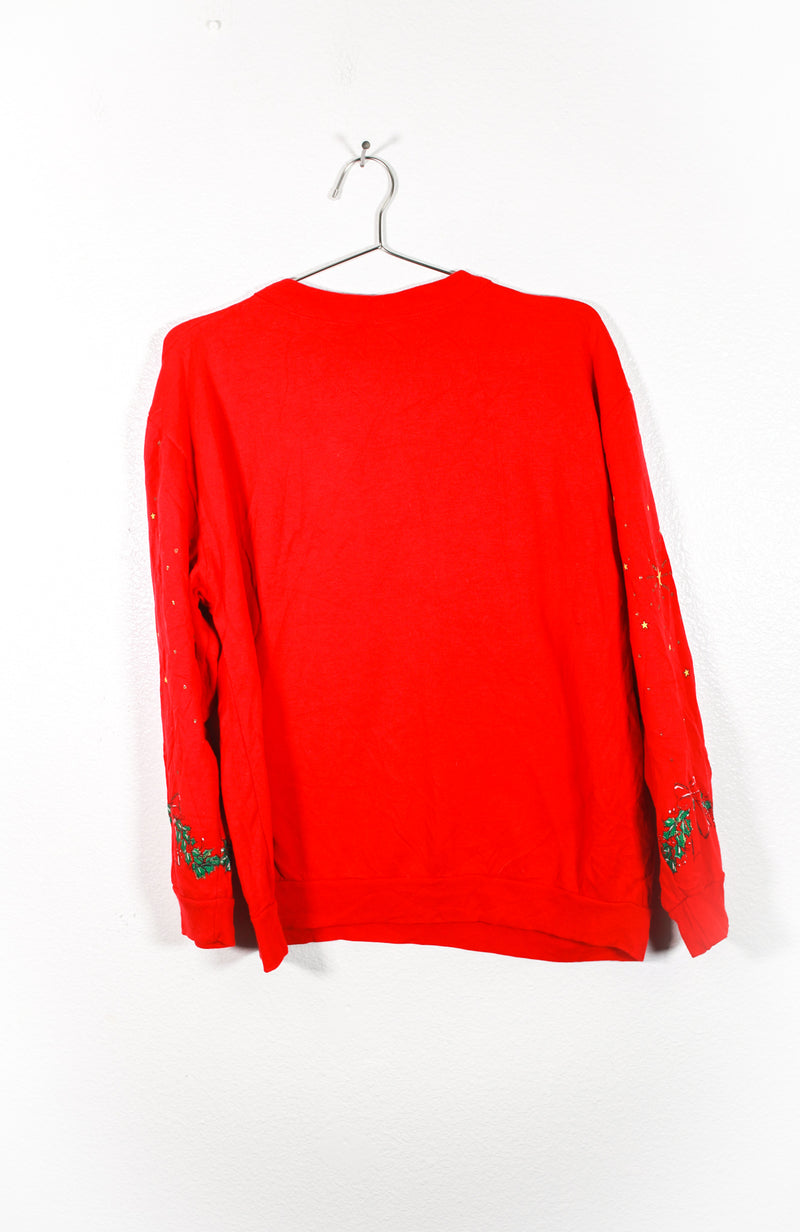 Vintage Holiday Wishes Sweatshirt
