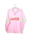 Retro Pink Coca-Cola Sweater