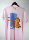 "Vintage 78' Garfield ""Dieting"" Sleeping Shirt"