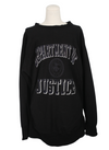 Vintage Department Of Justice Sweatshirt