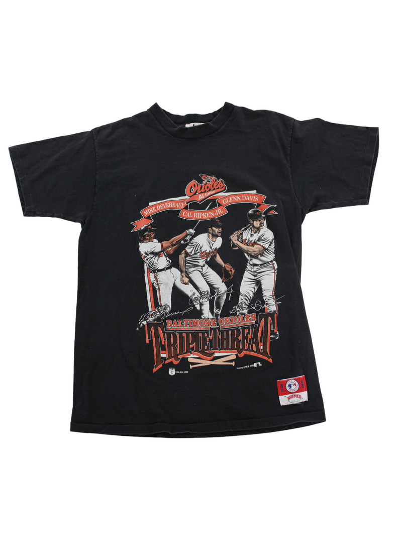 Vintage 92' Baltimore Triple Threat Tee