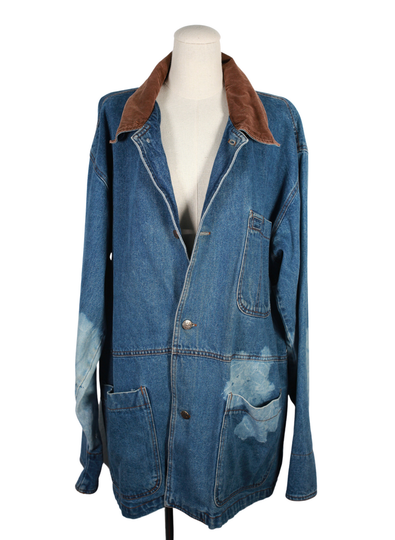 Denim Explorer Jacket