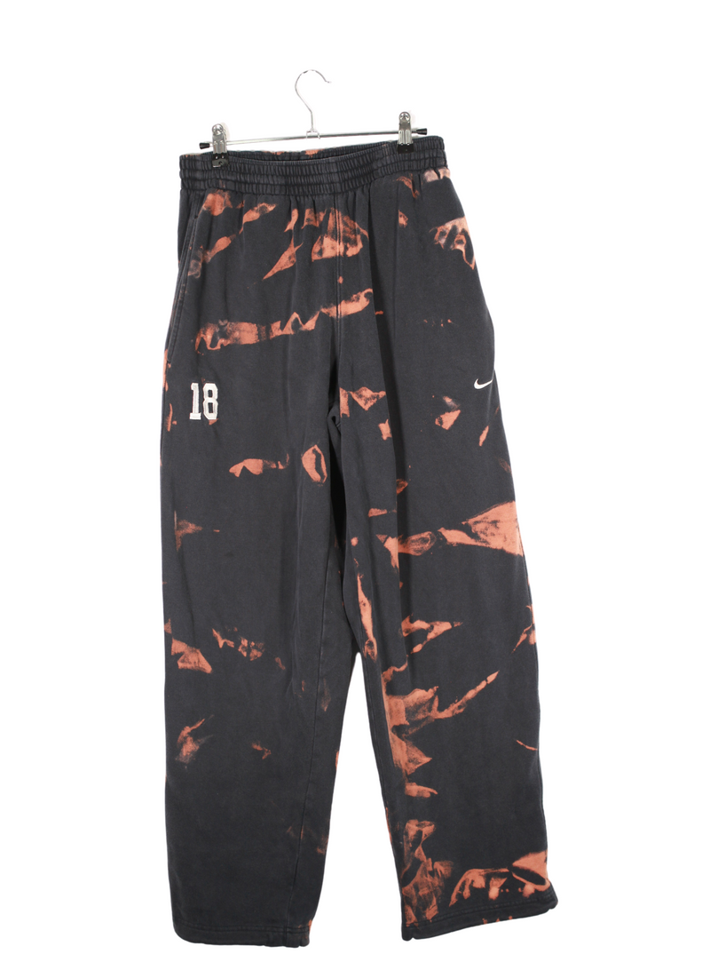 Black Nike Reclaim Sweatpants
