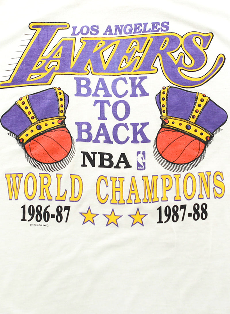 Lakers Back to Back World Champions
