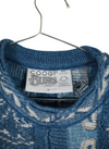 Vintage Coogie Blues Sweater