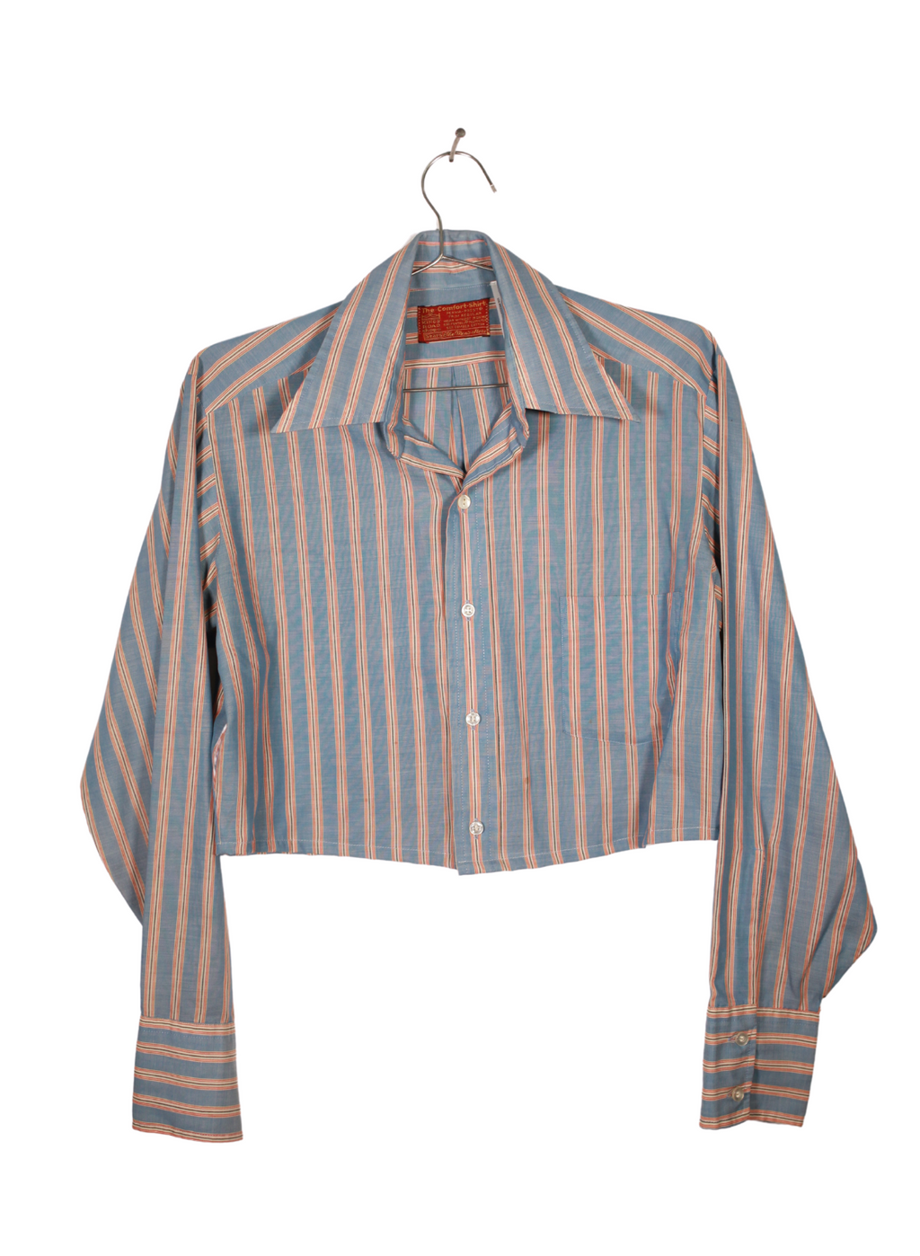 Vintage Kings Road Cropped Shirt