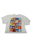 Vintage Family Guy Faces Tee