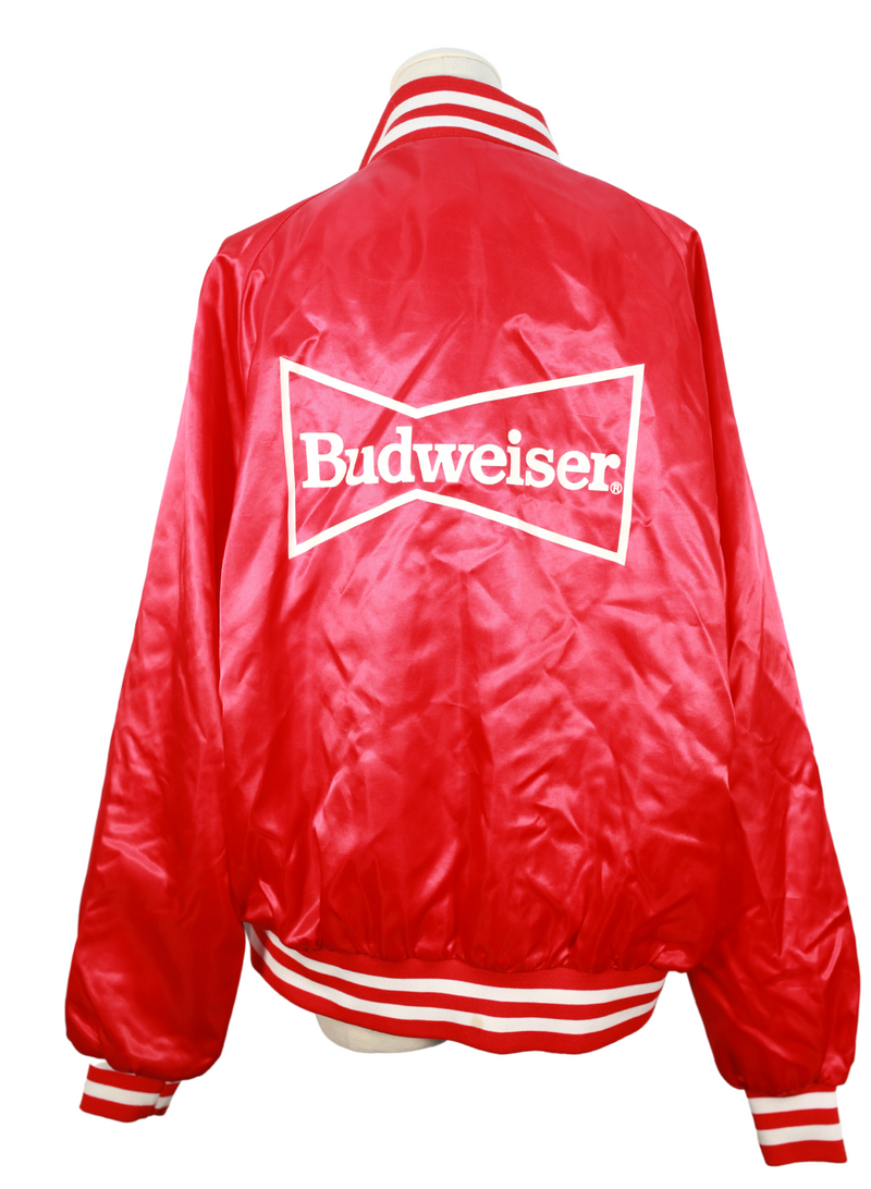 Red Budweiser Jacket