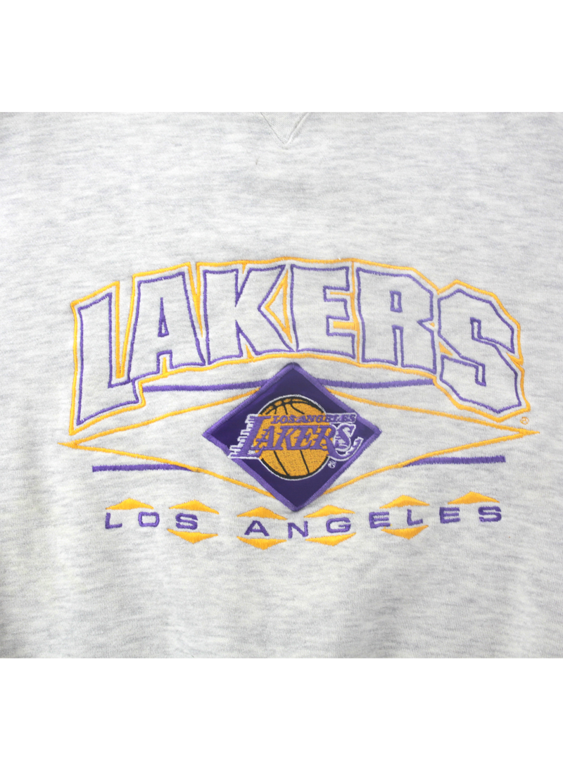 """Lakers"" Logo 7 Sweatshirt"