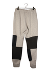 Nike Remixed Gray & Black Sweatpants