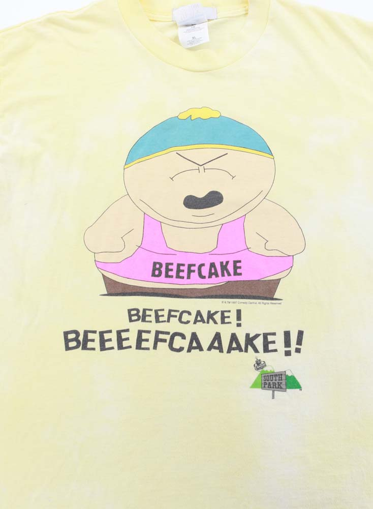 97' South Park BEEEEFCAAAKE T Shirt