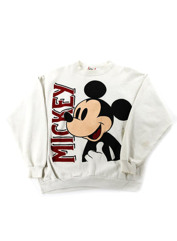Mickey Mouse Scarf Top