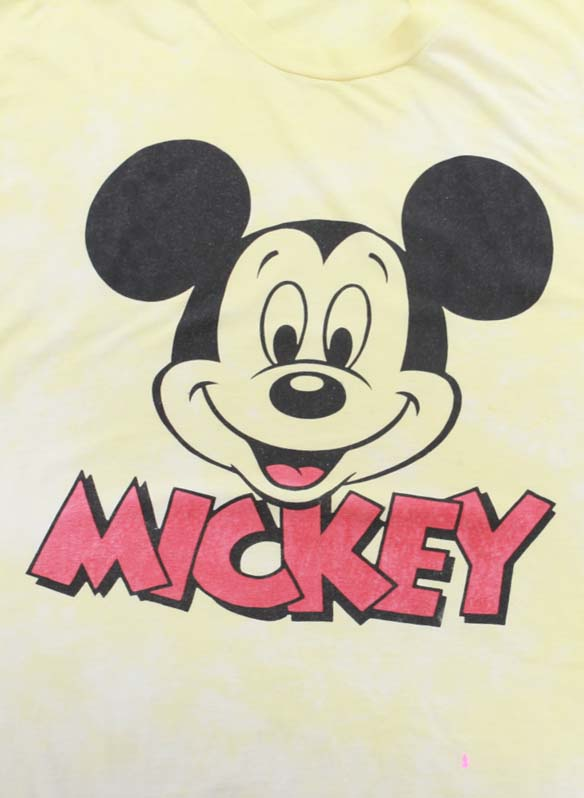 Vintage Mickey T Shirt