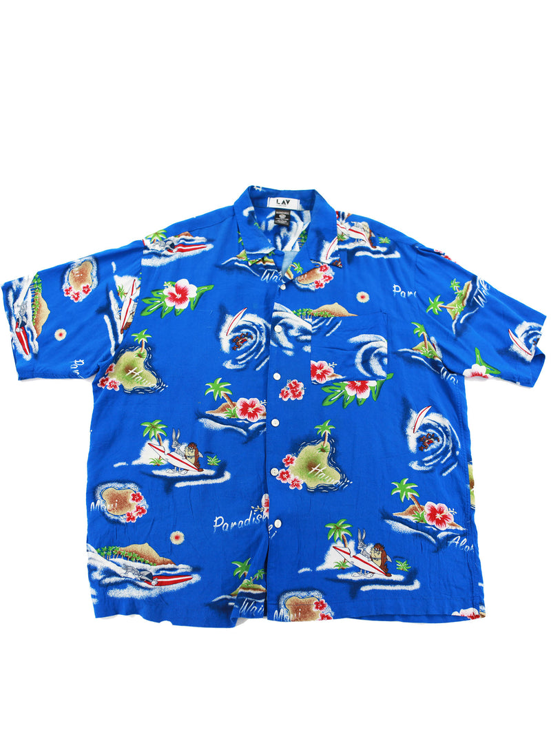 Looney Tunes Paradise Printed Shirt