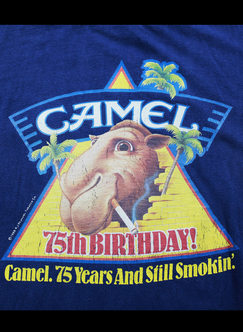 Camel 75 Years and Still Smoking T Shirt