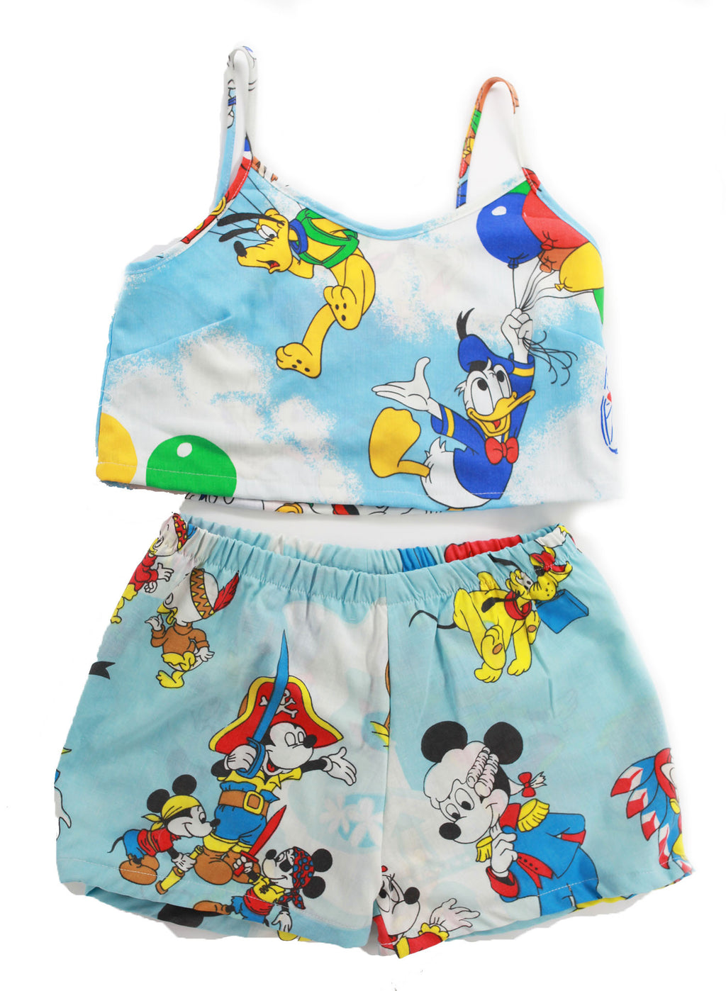 A Mickey and Friends 2 Piece Set