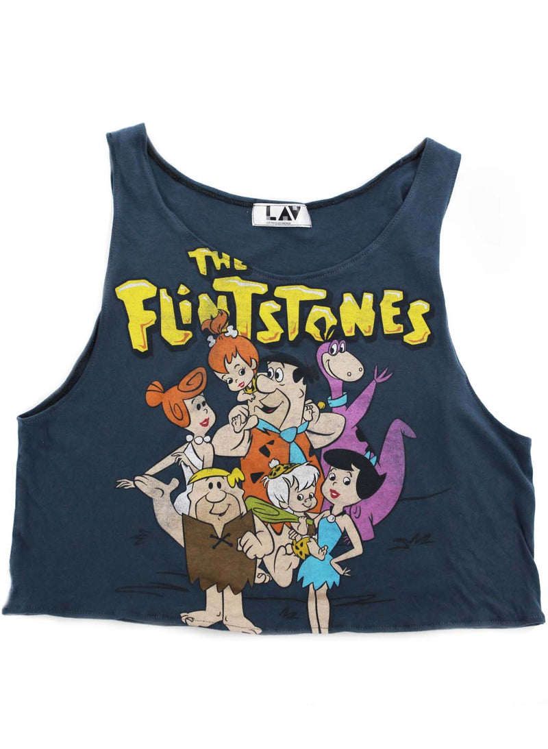 The Flintstones Boxy Tank