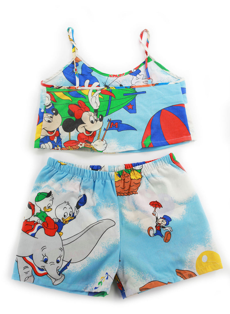 Up In The Air With Mickey Mouse Club House 2 Piece Set