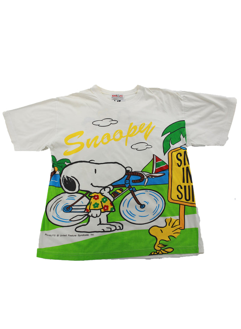Snoopy Living His Best Life T-Shirt