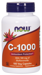 NOW-VITAMINE C 1000 MG