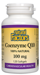 Coenzyme Q10 100 mg Natural factors