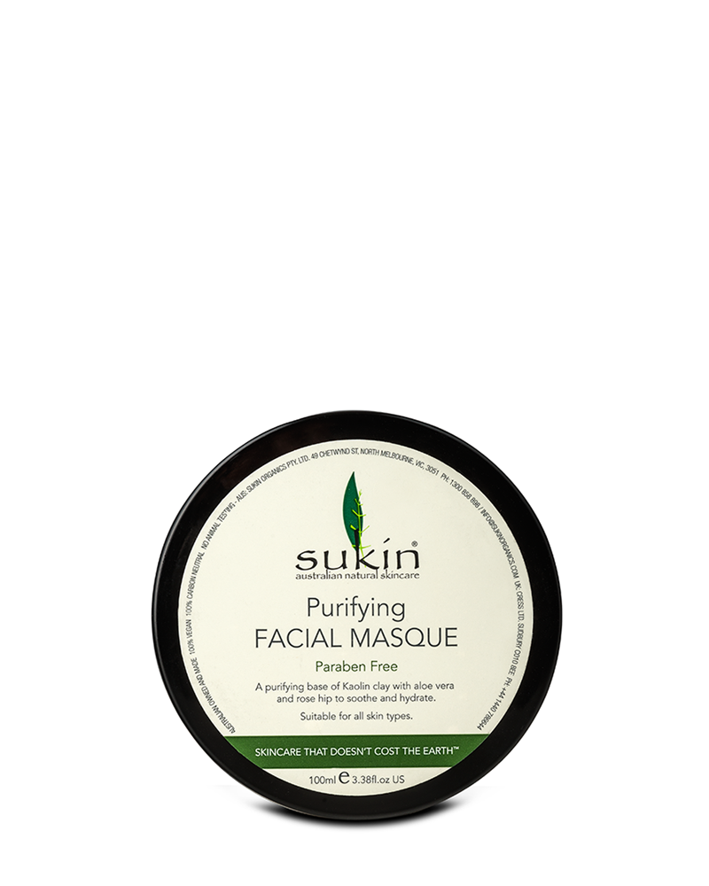 SUKIN- MASQUE PURIFIANT