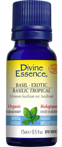 DIVINE ESSENCE-BASILIC TROPICAL BIOLOGIQUE