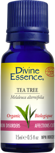 DIVINE ESSENCE-TEA TREE BIOLOGIQUE