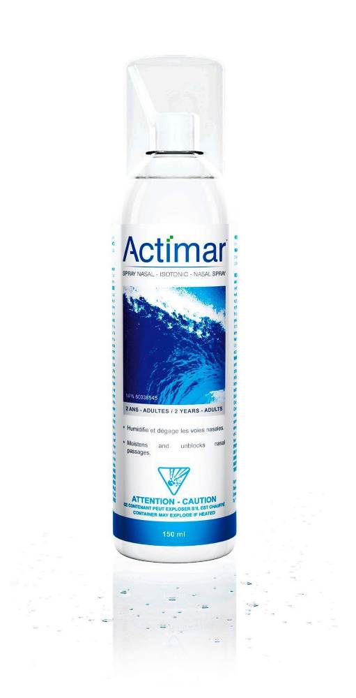 ACTIMAR SPRAY NASAL ISOTONIC