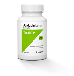 TROPHIC-ACIDOPHILUS PLUS NON LAITIER