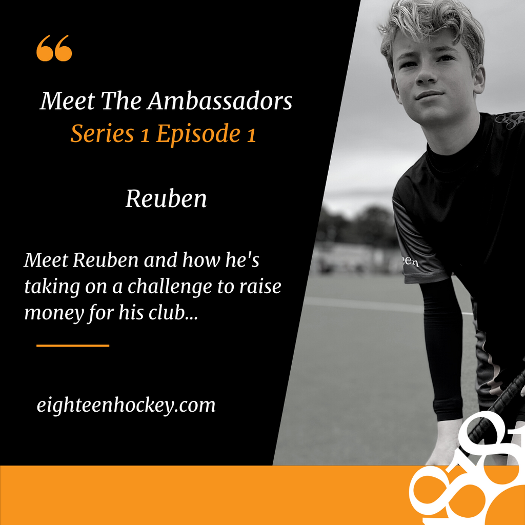 Meet The Ambassadors - Reuben