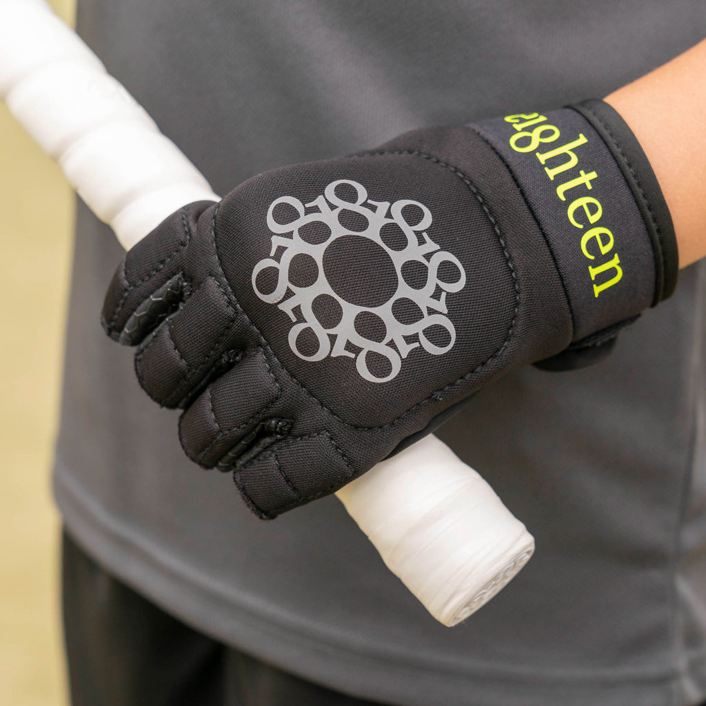 Chaperone 3 Piece Protection Open Palm Glove