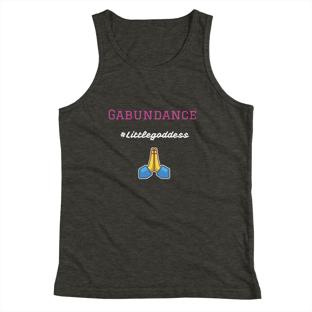 Gabundance tank for a Little Goddess