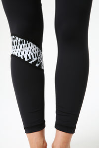 Power Leggings Zebra Zoom
