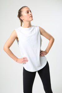 Glacier Grey Tank Top